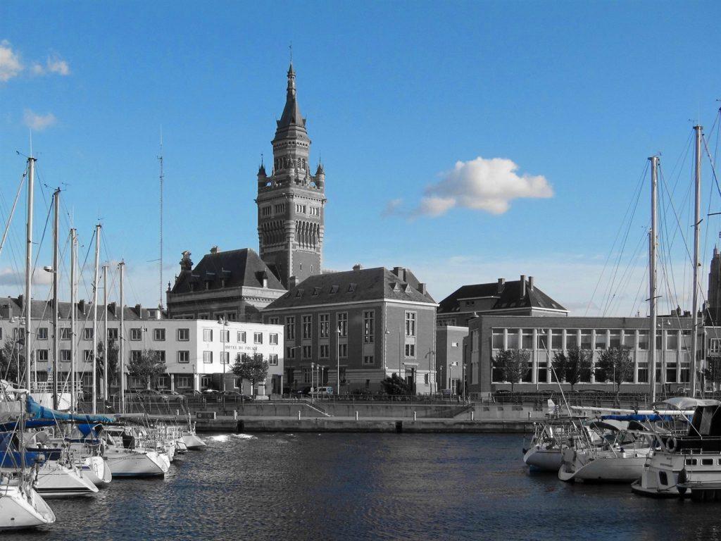 horaires marées Dunkerque