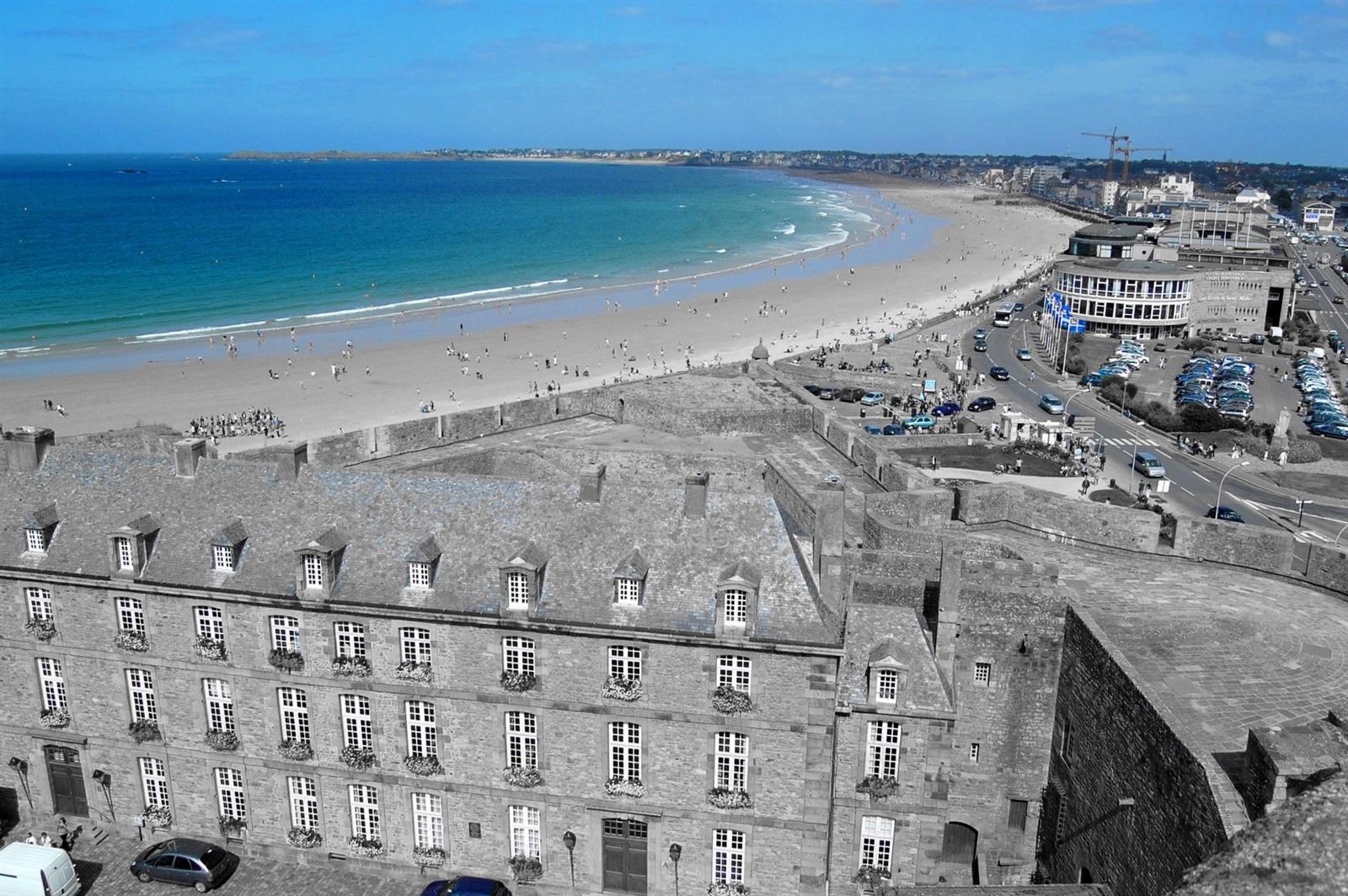 horaires marées Saint-Malo
