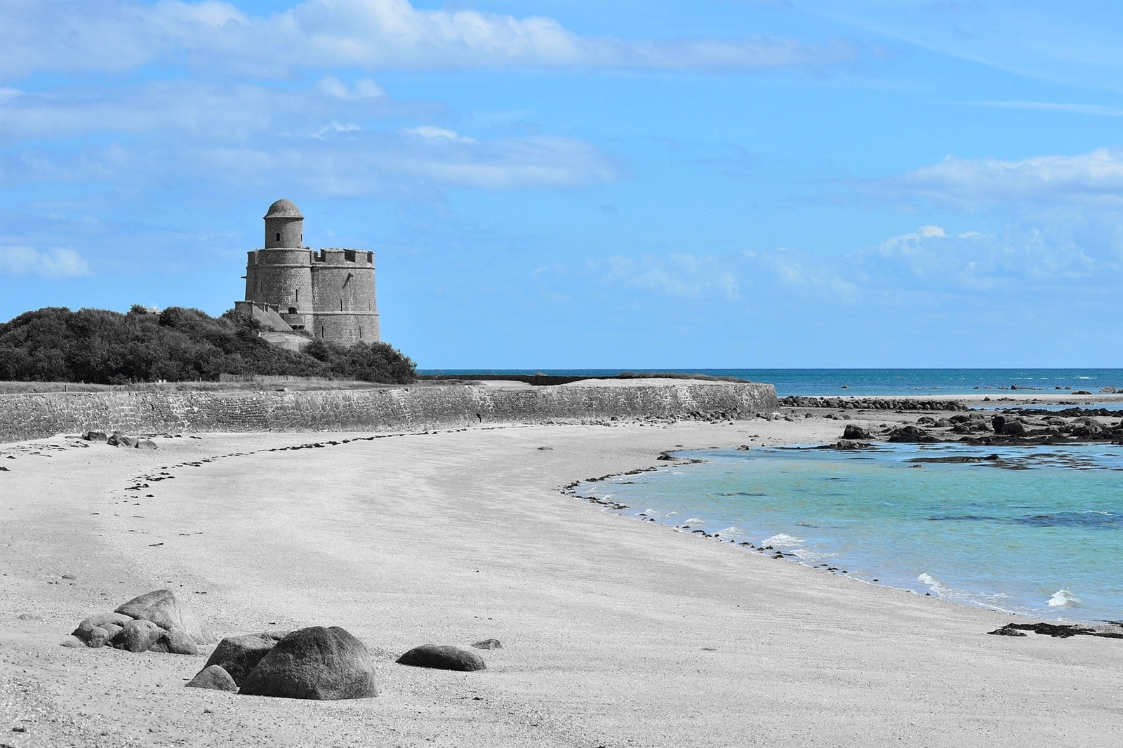 horaires marées Saint-Vaast-la-Hougue